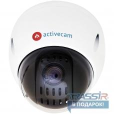 ActiveCam AC-D5024 – уличное решение с 12x оптикой, PoE+ и FullHD