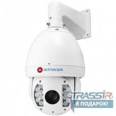 ActiveCam AC-D6034IR10 – 3 Mpix SpeedDome с ИК-подсветкой до 100 метров
