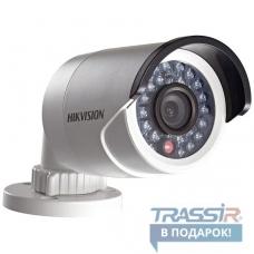 HikVision DS-2CD2022-I – 2Мп FullHD-минибуллет для улицы.