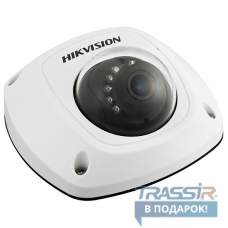 HikVision DS-2CD2512F-IS – мини-купольная IP-камера