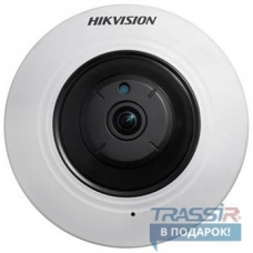 Панорамный обзор одной камерой? HikVision DS-2CD2942F – 4Мп