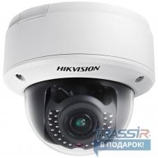 HikVision DS-2CD2132F-I работа на морозе с высоким разрешением.