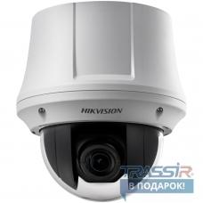 Панорамный обзор в помещении? HikVision DS-2DE4220-AE3 – сетевой 20x FullHD SpeedDome