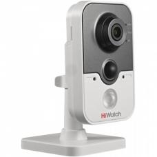 HiWatch DS-N241W – Wi-Fi бюджетная сетевая камера с ИК-подсветкой.